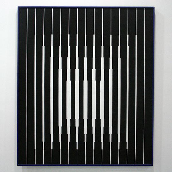 Victor Vasarely - Bora II - Acrylverf op doek