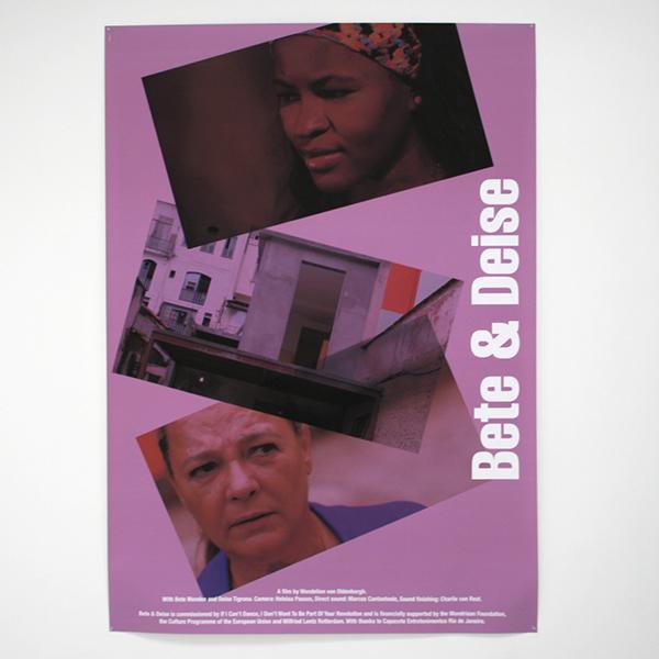 Wendeline van Oldenborgh & Maureen Mooren - Filmposter
