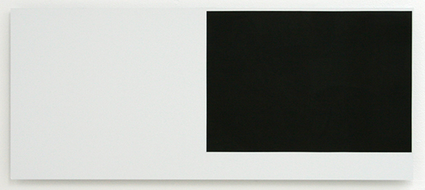 Willem Oorebeek - Blackout (London Sofa III) - 94x41cm Lithografie, offeset op dibond