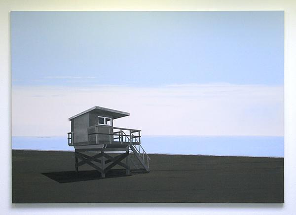 Wim Claessen - Coast - 120x170cm Acrylverf op canvas