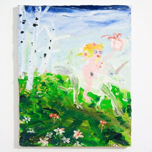 With Tsjalling Gallery - Oskar Nilsson