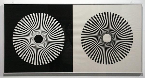 Wolfgang Ludwig - Peinture Cinematique - Papier
