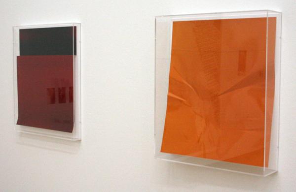 Wolfgang Tillmans - Stedelijk Room - Installatie met diverse materialen (detail)