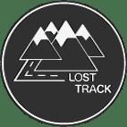 LOST TRACK Reiseblog Logo