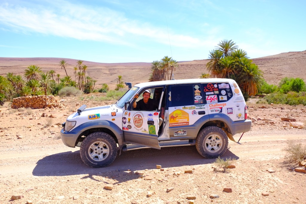 LOST TRACK Reiseblog Garage Jaboud Challenge Santana Trophy Afrika Marokko Toyota Landcruiser Landrover Rallye Vanlife Offroad Overland 4x4 Lifeontheroad Mechaniker Sahara
