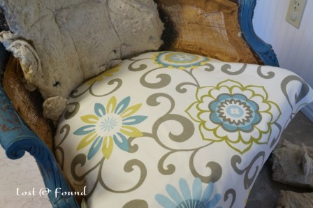 Selecting Fabric for Reupholstery