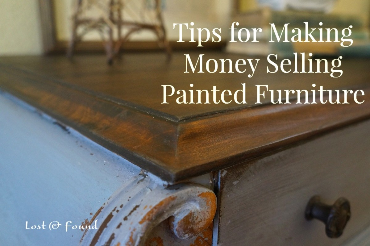 Tips for Making Money Painting Furniture