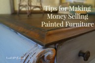 making money painting furniture