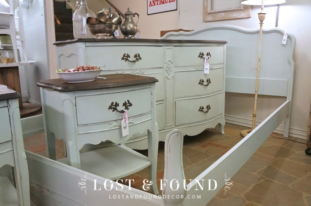 French Provincial Bedroom Set Reveal Lost Found