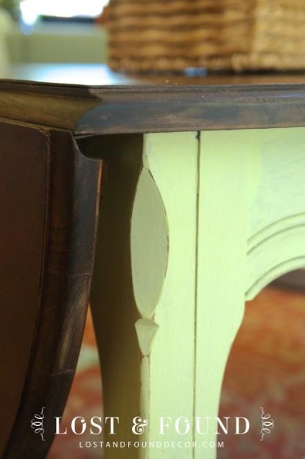 cottage green plaster paint