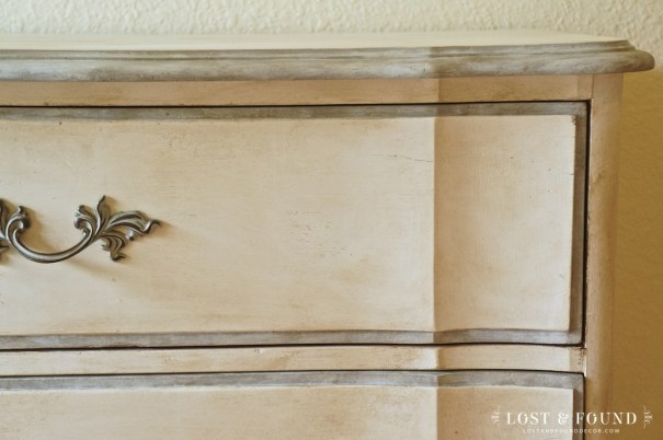 Chest Makeover with Chalk Paint