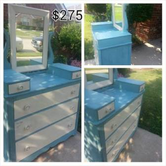 Painting Furniture With Chalk Paint 2