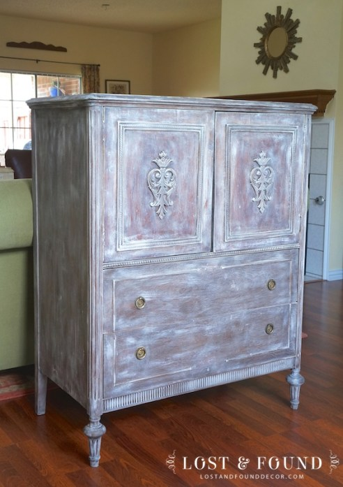 Antique Chest Makeover