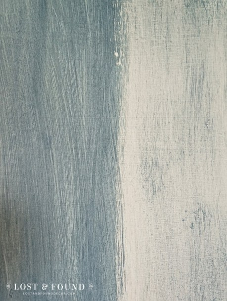Color-wash and Dry-brush Painting for Furniture