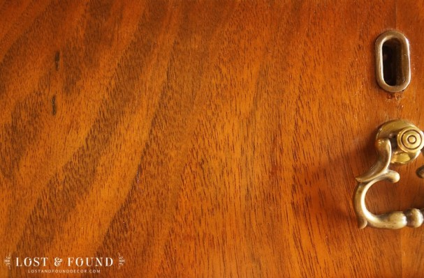 how to get scratches out of wood furniture