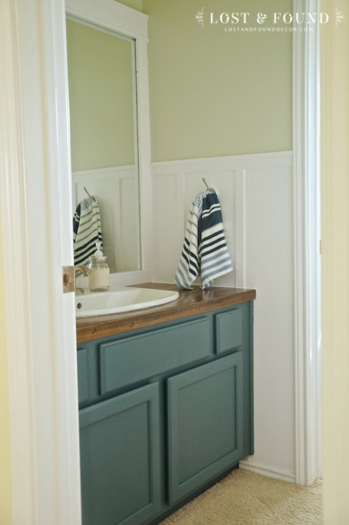 can you use Fusion Mineral Paint for cabinets?