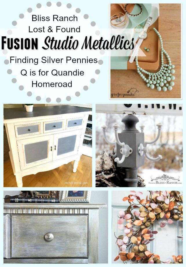 Fusion Studio Metallics