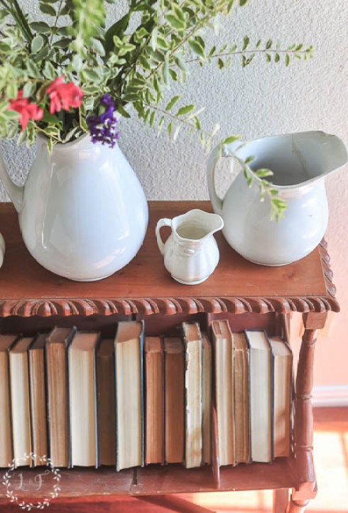 ironstone-collection-with-table