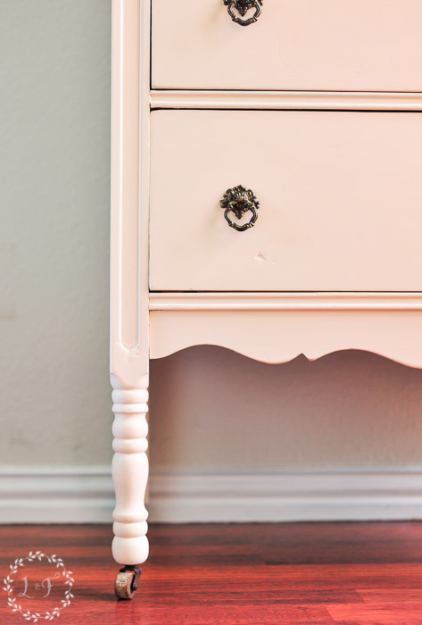 painted-pink-chest-of-drawers-for-nursery