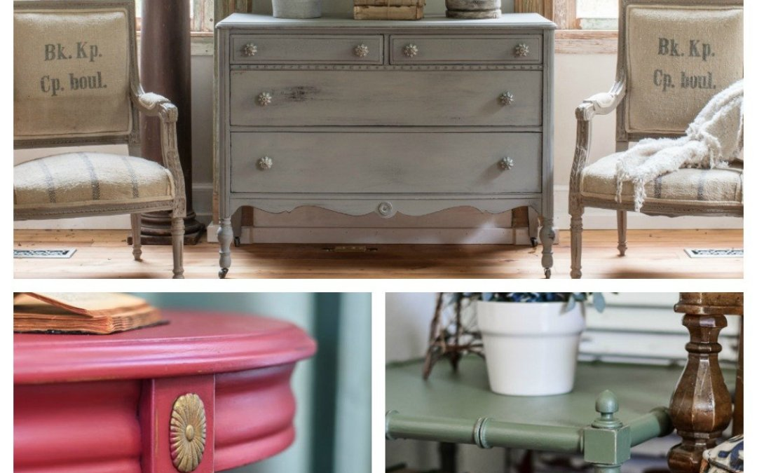 5 Perfect Fall Paint Colors for Furniture