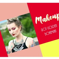 Makeup #4 - Rot-Golden Bohemian