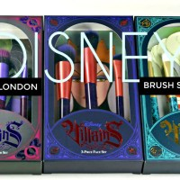 SOHO London Disney Limited Edition Pinselsets Maleficent, Ursula und Evil Queen - REVIEW