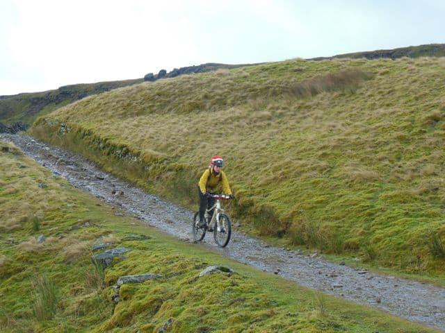 Guided Mountain Biking - North York Moors - Yorkshire Dales