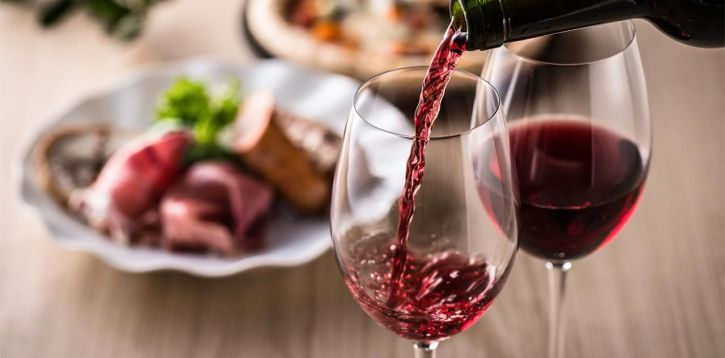 Il vino Italiano evita i dazi USA