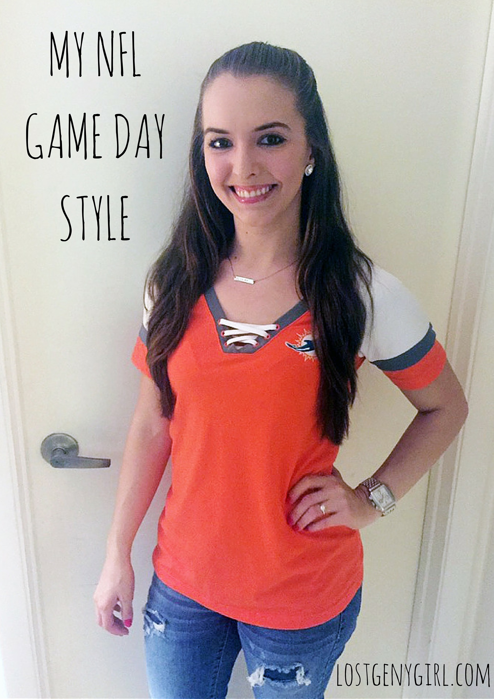 My Nfl Game Day Style