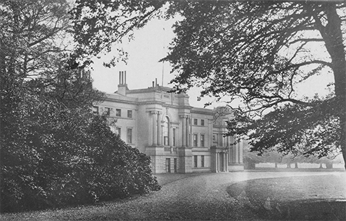 Garswood Hall England S Lost Country Houses