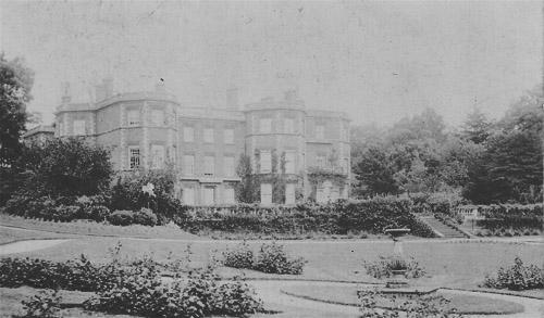 Gaddesby Hall