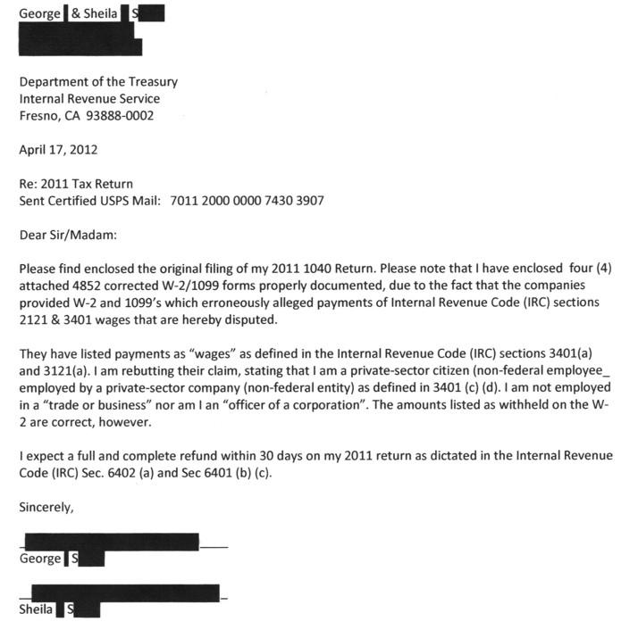Irs Lock In Letter Sample Docoments Ojazlink