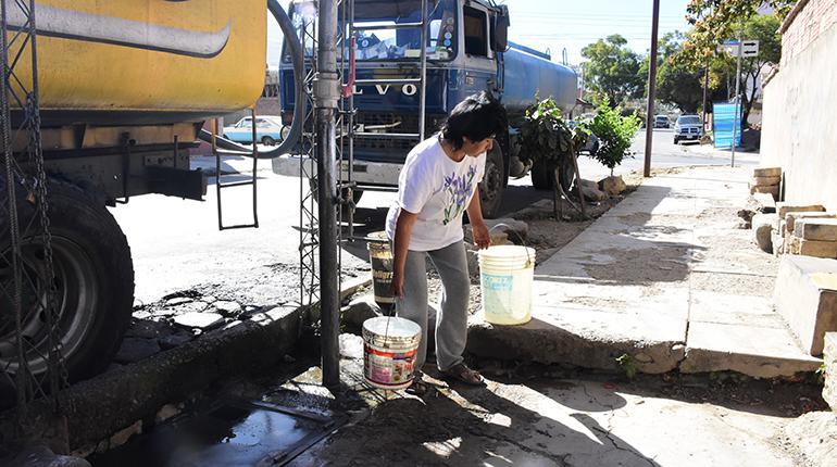 Amdeco noticias ambientales cochabamba for Piletas de agua salada en zona sur