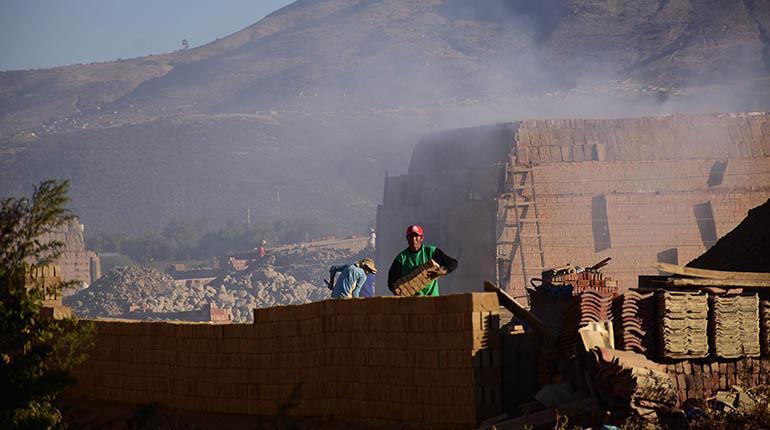 ladrilleras | Noticias Ambientales Cochabamba