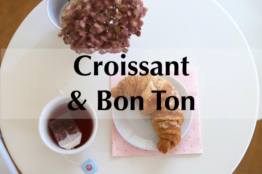 Come mangiare un croissant in modo elegante? 🥐