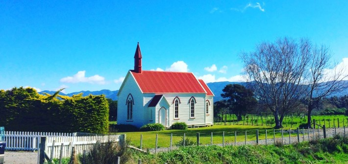 Chapel Wairarapa New Zealand
