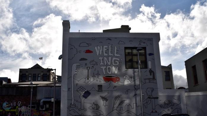 August in Wellington