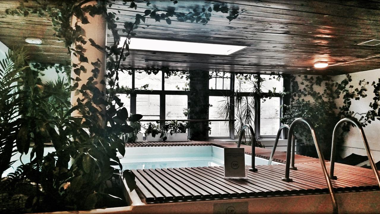 sauna wellington