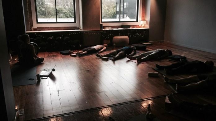 Hot Yoga Lounge Wellington