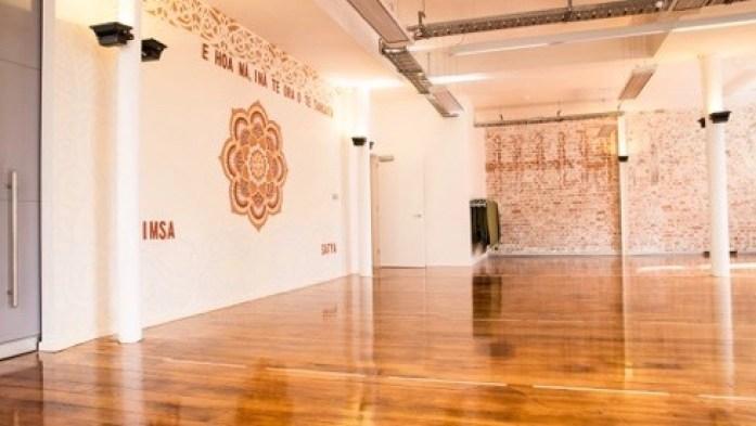 Power Living Yoga Wellington