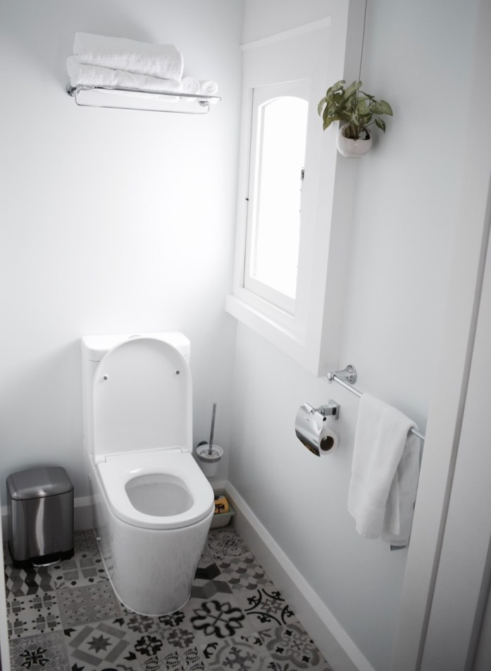 Eco Villa Ensuite Bathroom