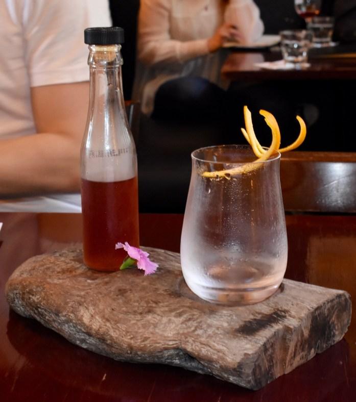 Poquito Wellington Whiskey Cocktail