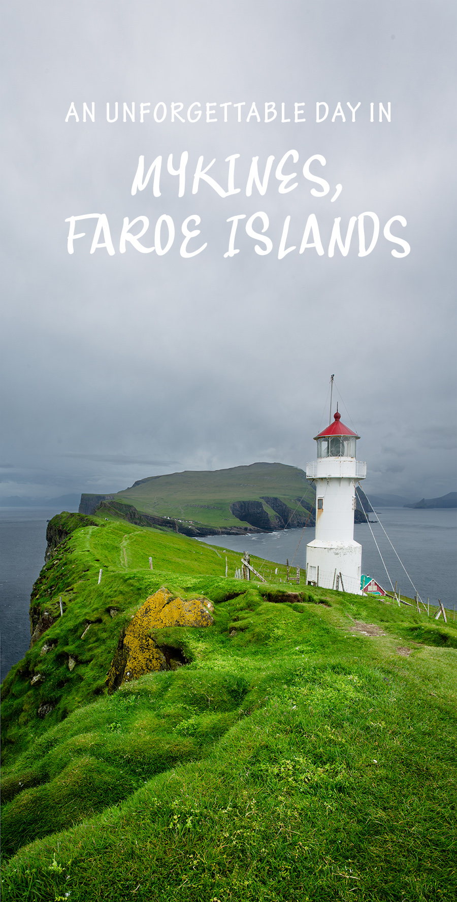 Travel guide to Mykines, Faroe Islands