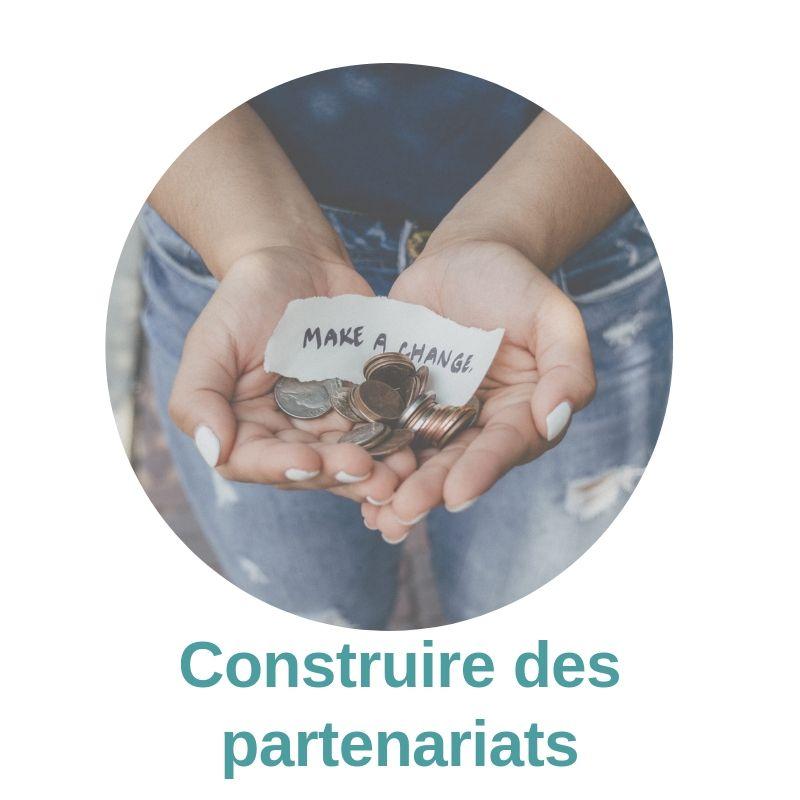Construire des partenariats ESS