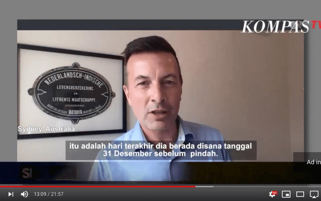 NILLMIJ documentary Kompas TV