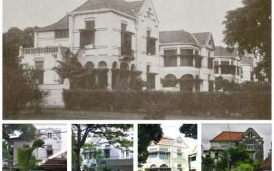 Moojen's houses in Kramat (1)