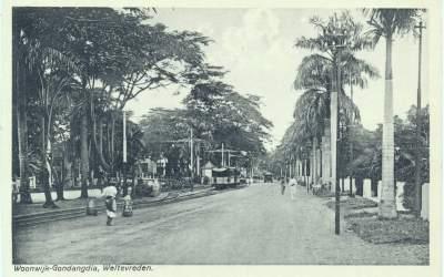 Taman Cut Meutia 1920