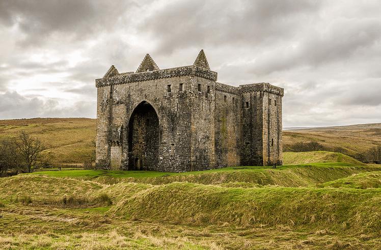 Medieval Hermitage