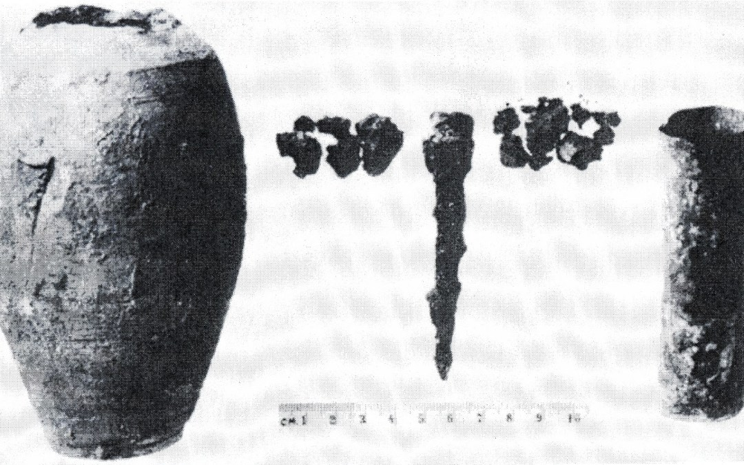 Wednesday Writing Hook #8  The Baghdad Battery