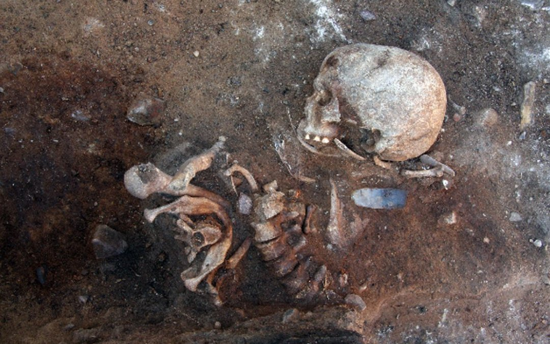 Wednesday Writing Hook #10  The Tomb of the Sunken Skulls